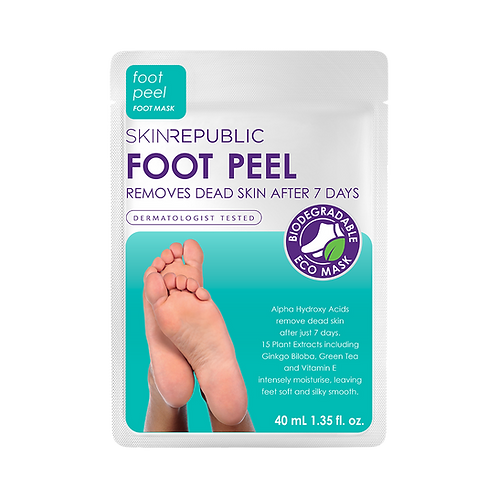 Skin Republic Foot Peel Mask