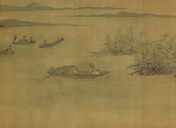 Ма Юань. Жизнь на реке (1)