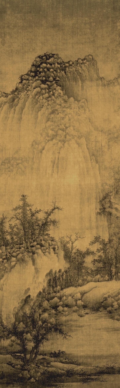 Цзюй Жань. Буддийское прибежище среди гор и потоков..jpg