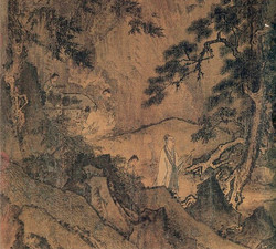 Сочинение стихов в весеннем лесу (1)