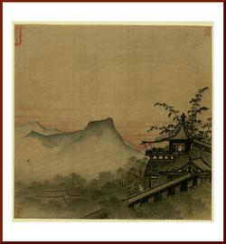 Ма Юань. Серия пейзажей.