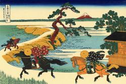 «Деревня Сэкия на реке Сумидагава»