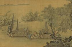 Ма Юань. Жизнь на реке (2)