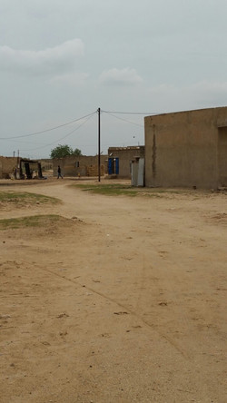 Land donated for Cisse Niass Project Child Development Center