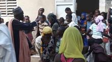 Food Pantry in Senegal