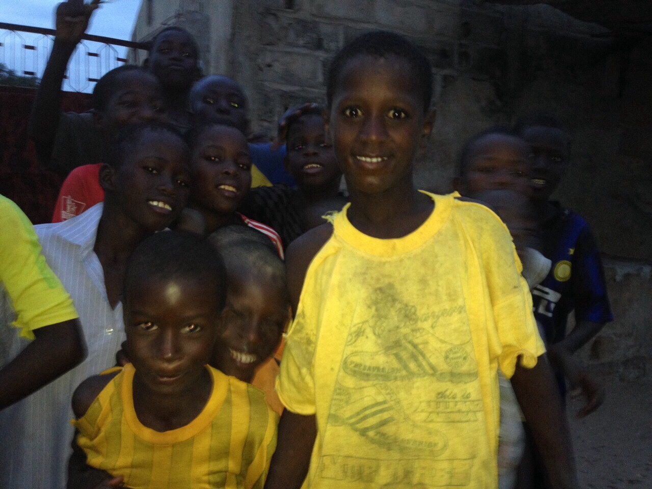 Children of the Cisse Niass Project