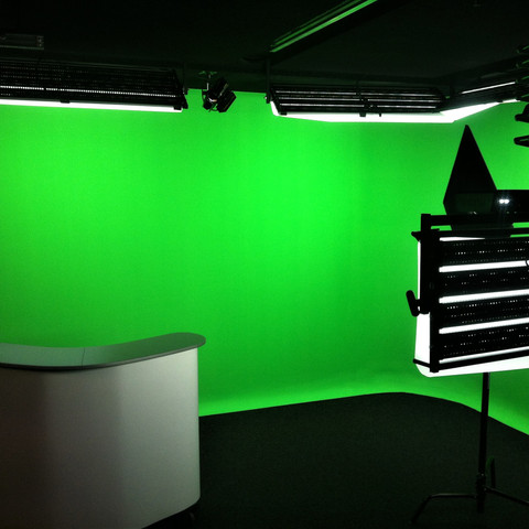 GREENSCREEN ROOM KAPO, BERN