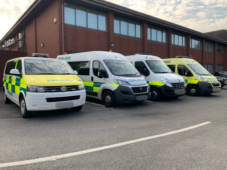 We are RECRUITING Ambulance Care Assistants in Barnsley, South Yorkshire and Hull, East Ridings