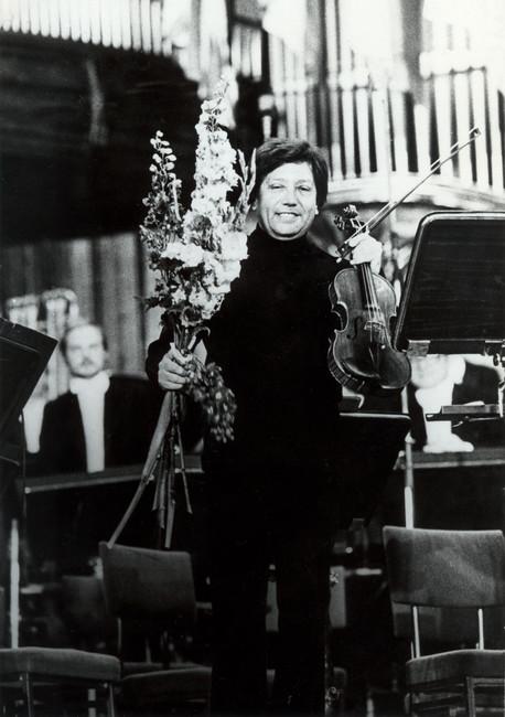 Manuel Enríquez en Varsovia
