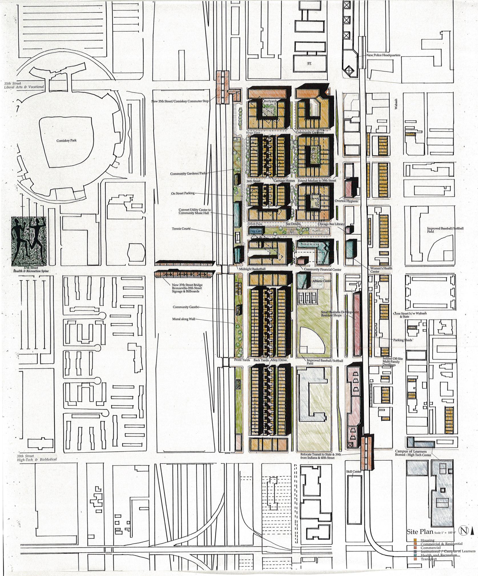 Stateway Gardens Public Housing