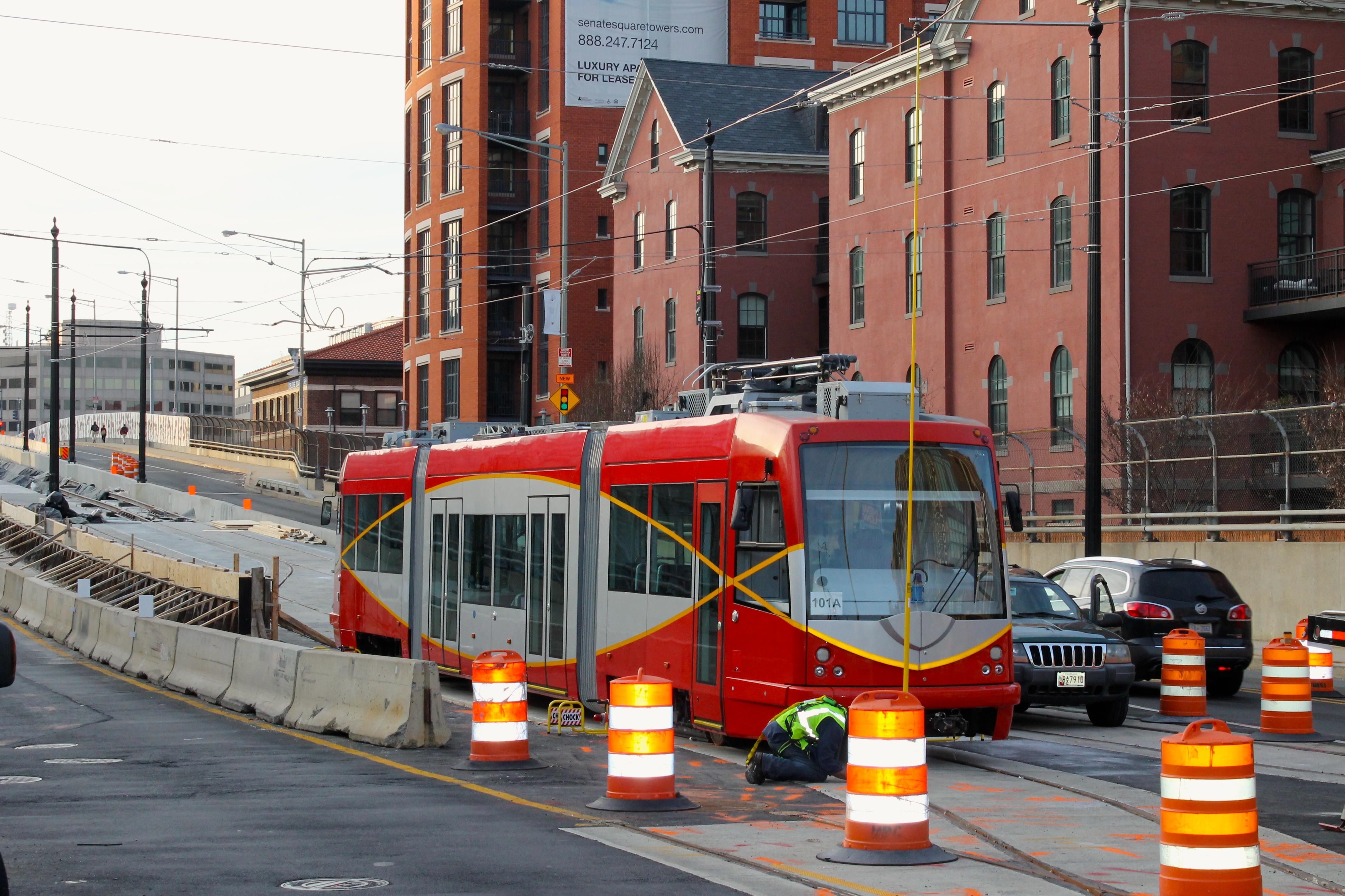 H Street / Benning Streetcar