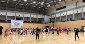 Happy Dance 世界大会 開催