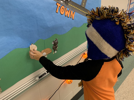 1st Grade - Noun Town Pictures