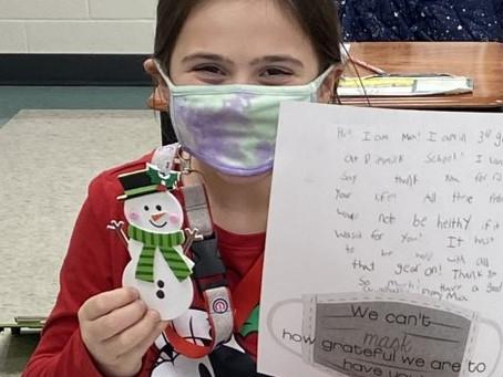 3rd Grade Random Acts of Kindness