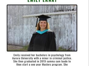 Dimmick Alumni - Congratulations