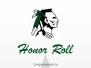 2nd Trimester - Honor and High Honor Roll