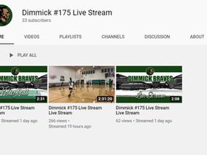 Dimmick Sports Live Stream