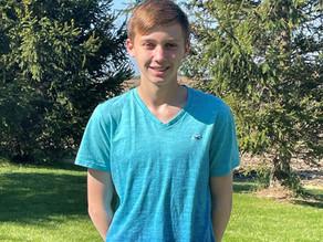 8th Grader Wins Mike Perona Scholarship