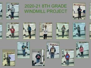 8th Grade Windmill Project