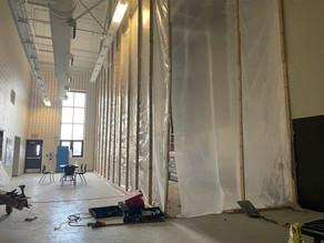 2021 Building Renovation Pictures