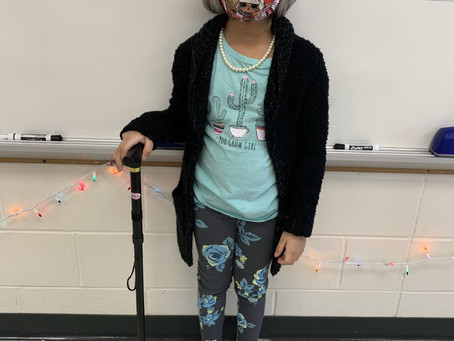 1st Grade - 100th Day Pictures