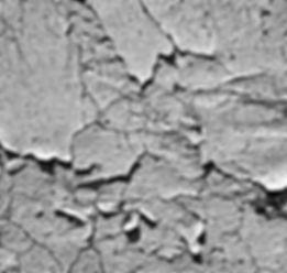 textured sand