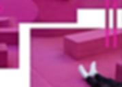 pink minimal design