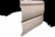 Сайдинг Тимберблок ясень беленый