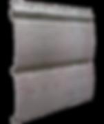 Сайдинг Тимберблок дуб серебристый