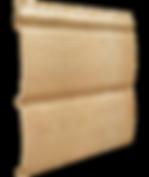 Сайдинг Тимберблок дуб золотистый
