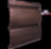 Сайдинг Тимберблок дуб морёный