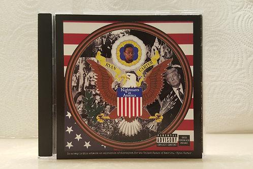 Nightmares in America - CD Front