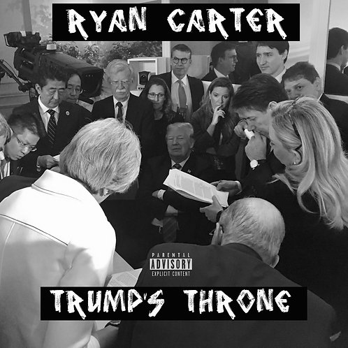 Trump's Throne Cover Art