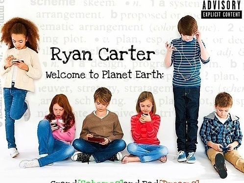 Welcome to Planet Earth - Artwork