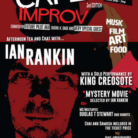 Ian Rankin Live