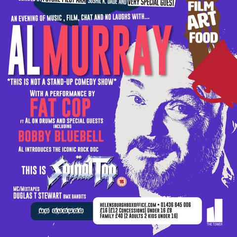 Al Murray Live
