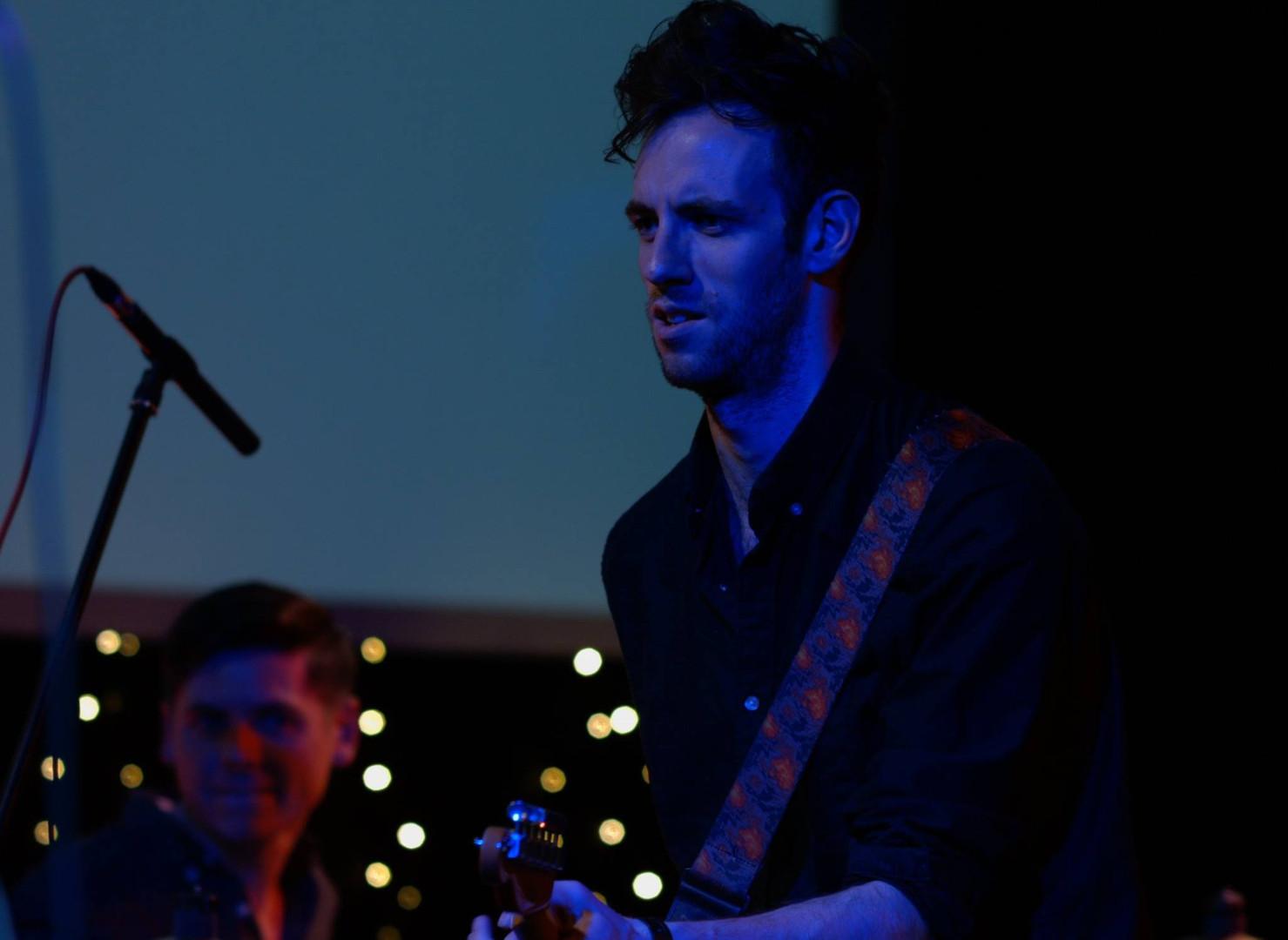 Blueswater guitarist