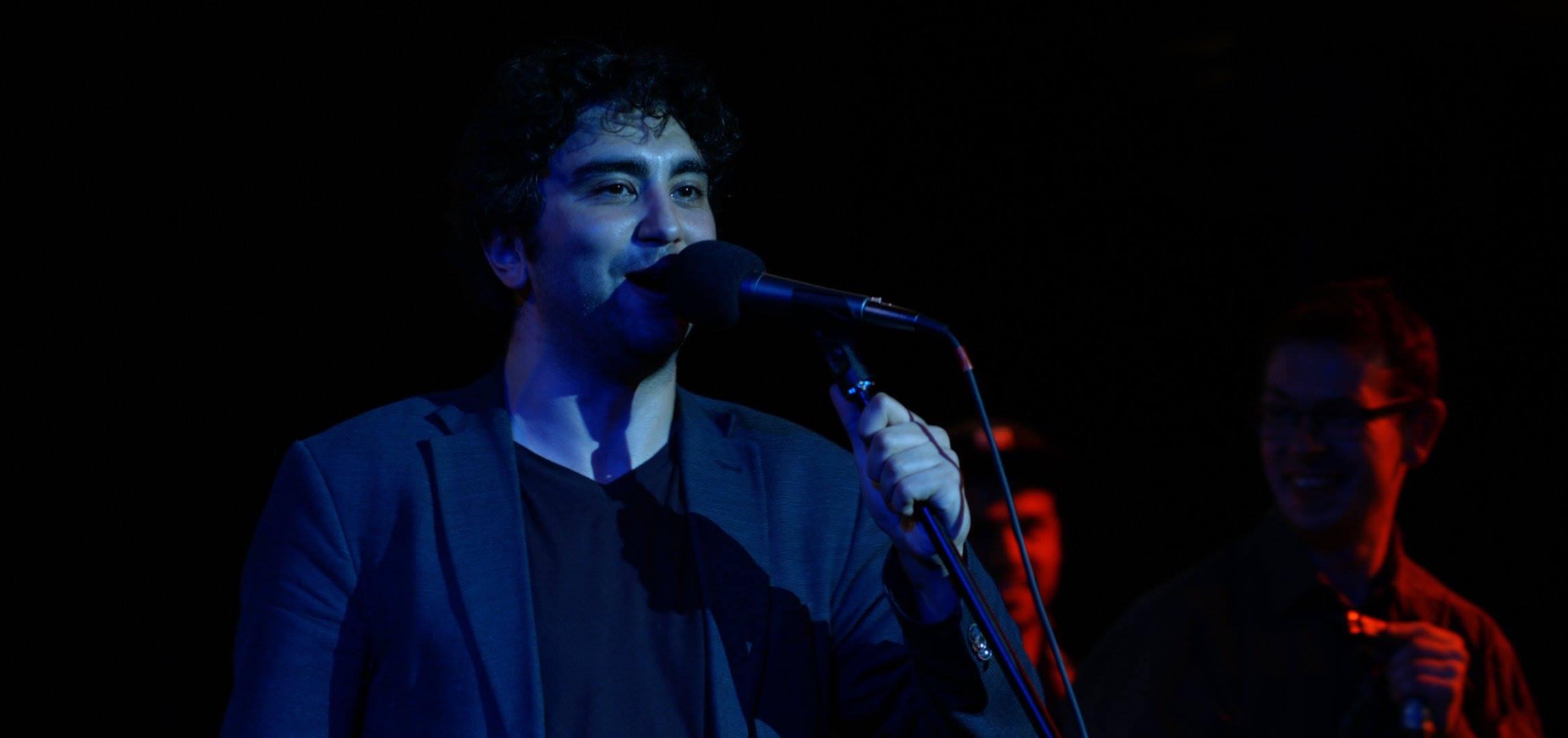 Blueswater singer