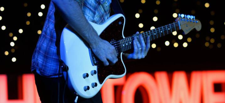 Blueswater guitar