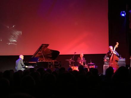 Tord Gustavsen on stage
