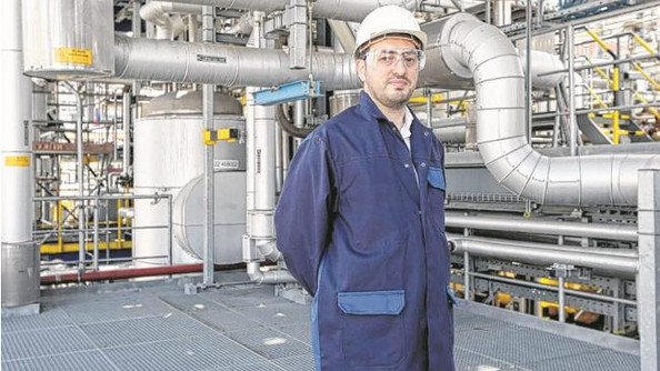 Islam-Wissenschaftler bei BASF Er prüft, ob Kosmetik halal ist