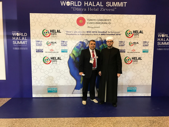 SMIIC conference, World Halal Summit Istanbul 2016