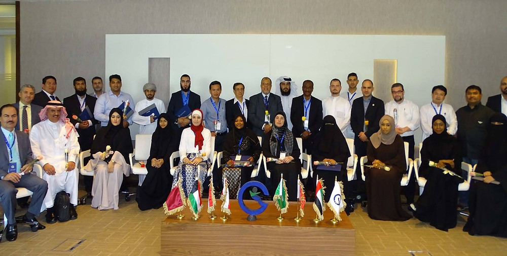 Halal Quality Control Team in Dubai for ESMA / GSO  Halal Training