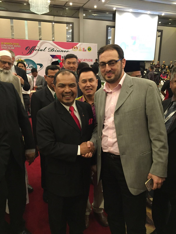 7th Halal Certified Bodies Convention JAKIM Malaysia