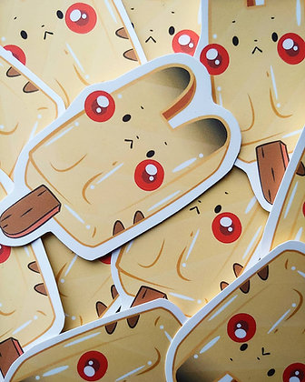 Pika-Popsicle Stickers