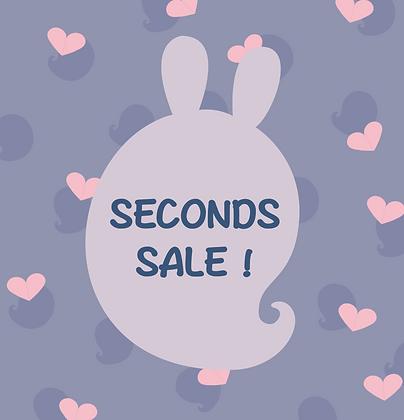 Seconds!