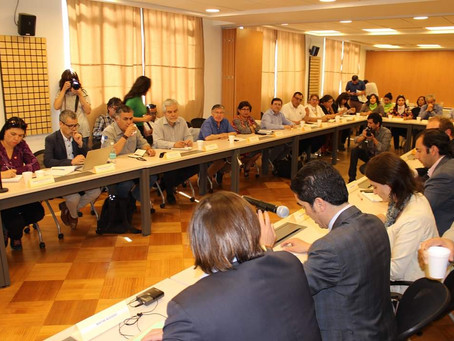 Mesa del Sector Público instala diálogo con Gobierno por mejoramiento de condiciones laborales