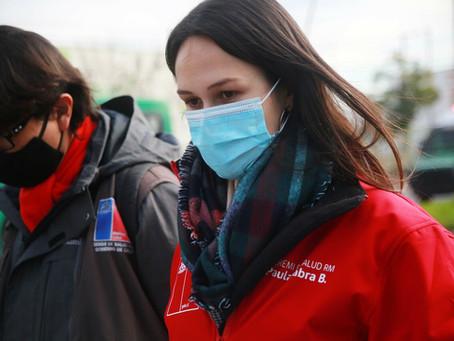 Covid: amago de renuncia de la seremi de Salud revela graves fallas en plan de trazabilidad