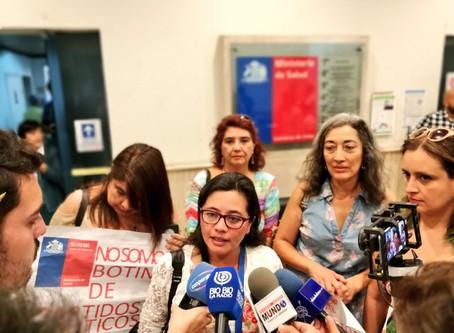Nuevas denuncias de despidos arbitrarios en V región