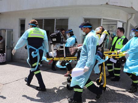 ¿Quién cuida al personal médico? Salud mental y pandemia